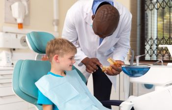 Pediatric Dentist Milton GA