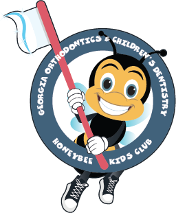 Kids club logo - Georgia Orthodontics Children's Dentistry