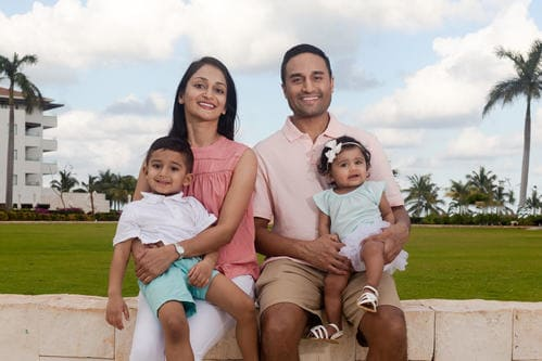 Dr. Lala family